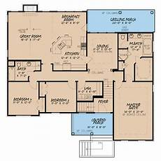 split foyer house plans house plan 8318 00026 split foyer plan 2 035 square
