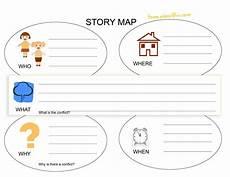 story map worksheet grade 4 11623 year 1 kssr november 2011