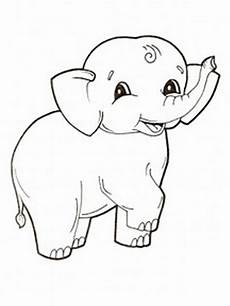 baby animal coloring pages free printable 17237 elephant baby coloring pages printable elephant coloring page animal coloring pages
