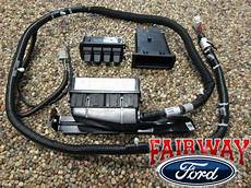 ford upfitter switch wiring directions 05 thru 07 duty f250 f350 f450 f550 oem ford in dash upfitter switch kit