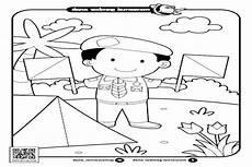 Gambar Mewarnai Anak Sd Kelas 6