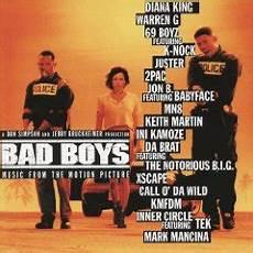 bad boys bad boys soundtrack