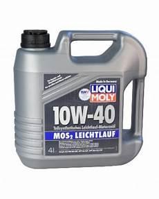 liqui moly 10w40 полусинтетическое моторное масло liqui moly motoroil mos2