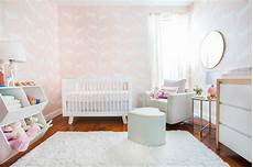 a pink bunny nursery with target emily henderson green wedding shoes