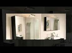 bathroom cabinet with mirror and light and shaver socket designer youtube youtube