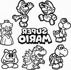 Malvorlagen Kinder Mario Mario Zum Ausmalen Das Beste 28 Inspirierend