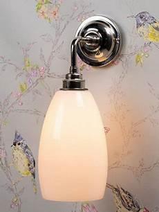 white ceramic wall light upton industrial modern
