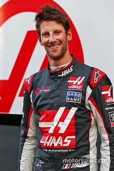 Grosjean Haas F1 Team At Barcelona February Testing