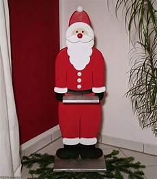 weihnachtsmänner aus holz selber machen t 252 rsteher nikolaus weihnachtsmannfigur aus holz