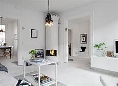 Swedish Living Room Design
