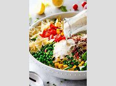 blt pasta salad_image