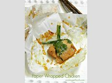 Paper Wrapped Chicken image