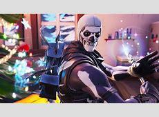 Skull Trooper Wallpaper Season 7   Fortnite Battle Royale