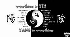 Okinawan Fighting Quot Ti Quot Yin Yang A Concept Of
