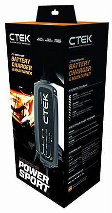 ctek ct5 powersport batterilader 12v mc utstyr