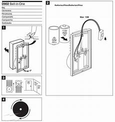 wireless doorbell diagram page 2 of rpwl4045a doorbell push transmitter only user manual 33