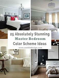 Home Decor Ideas Color Schemes by 25 Absolutely Stunning Master Bedroom Color Scheme Ideas