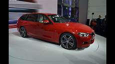 2015 Bmw 340i Touring With M Sport Package 326hp