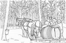 Malvorlagen Bauernhof Gratis Pferde Mit Wagen Ausmalbild Malvorlage Bauernhof