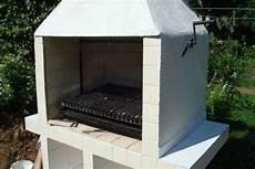 argentinische parrilla grill bauen bauanleitung zum