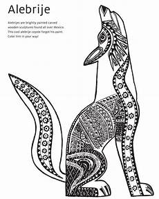 animals of mexico coloring pages 17091 126 best images about dibujos on in coloring and digital sts
