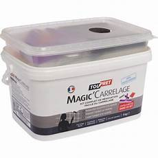 enduit de renovation carrelage kit de r 233 novation magic carrelage toupret 5 kg de kit