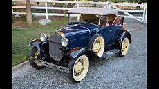 1930 ford model a roadster restored for sale sold