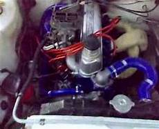 1700 crossflow engine in my mk2