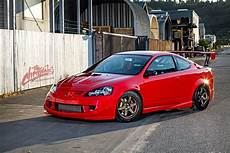 wiiizzer acura rsx on volk racing te37 mppsociety