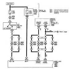 nissan 300zx wiring diagram and electrical system circuit wiring diagrams