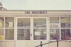 Lido Amusements The Lido On Worthing Front Was Closed To