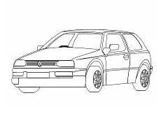 Malvorlage Zum Ausdrucken Autos Ausmalbilder Vw Golf 465 Malvorlage Autos Ausmalbilder