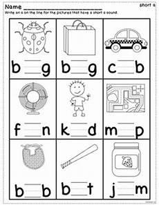 short vowel practice worksheets by g s kindergarten tpt