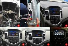 car manuals free online 2011 chevrolet cruze navigation system 8 android 6 0 car radio stereo video gps navigation for chevrolet cruze 08 12 ebay