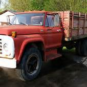 1977 Ford F600 Crew Cab Dump Bed Survivor For Sale In
