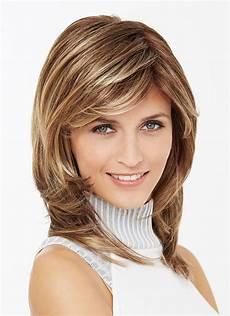 Shoulder Length Hairstyles Bangs