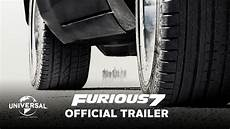 fast and furious 7 trailer furious 7 official trailer hd