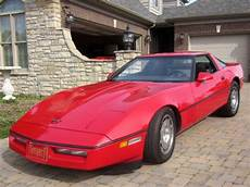 old car owners manuals 1996 chevrolet corvette transmission control 1986 red corvette 4 3 manual transmission one owner 53 124 miles beautiful co