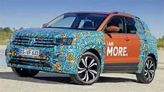 vw t cross verkaufsstart 2019 volkswagen t cross cooler than the t roc