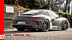 2018 Porsche 911 Gt3 Touring Package
