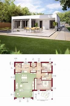 grundriss bungalow modern bungalow evolution 100 v7 bien zenker moderner