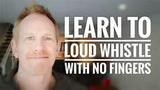 Pfeifen Mit Finger Lernen - how to learn to loud whistle with no fingers