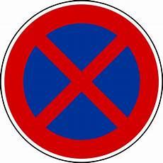 panneau de signalisation d arr 234 t et de stationnement