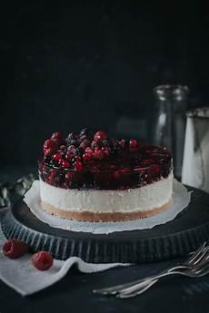 philadelphia torte mit beeren birds like cake