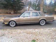 car manuals free online 1988 lincoln town car lane departure warning 1988 lincoln town car for sale 1712629 hemmings motor news