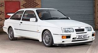 The Very First Ford Sierra Cosworth RS500 Could Be
