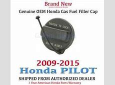 2009  2015 Honda PILOT Genuine OEM Honda Gas Fuel Filler