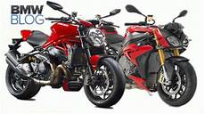 Ducati 1200 R Takes On The Bmw S 1000 R