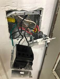 switch with 2 black 2 white 2 ground and 1 wire connected to ceiling light and a