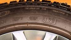 Alter Reifen - das reifenproduktionsdatum kennzeichnung dot ratgeber